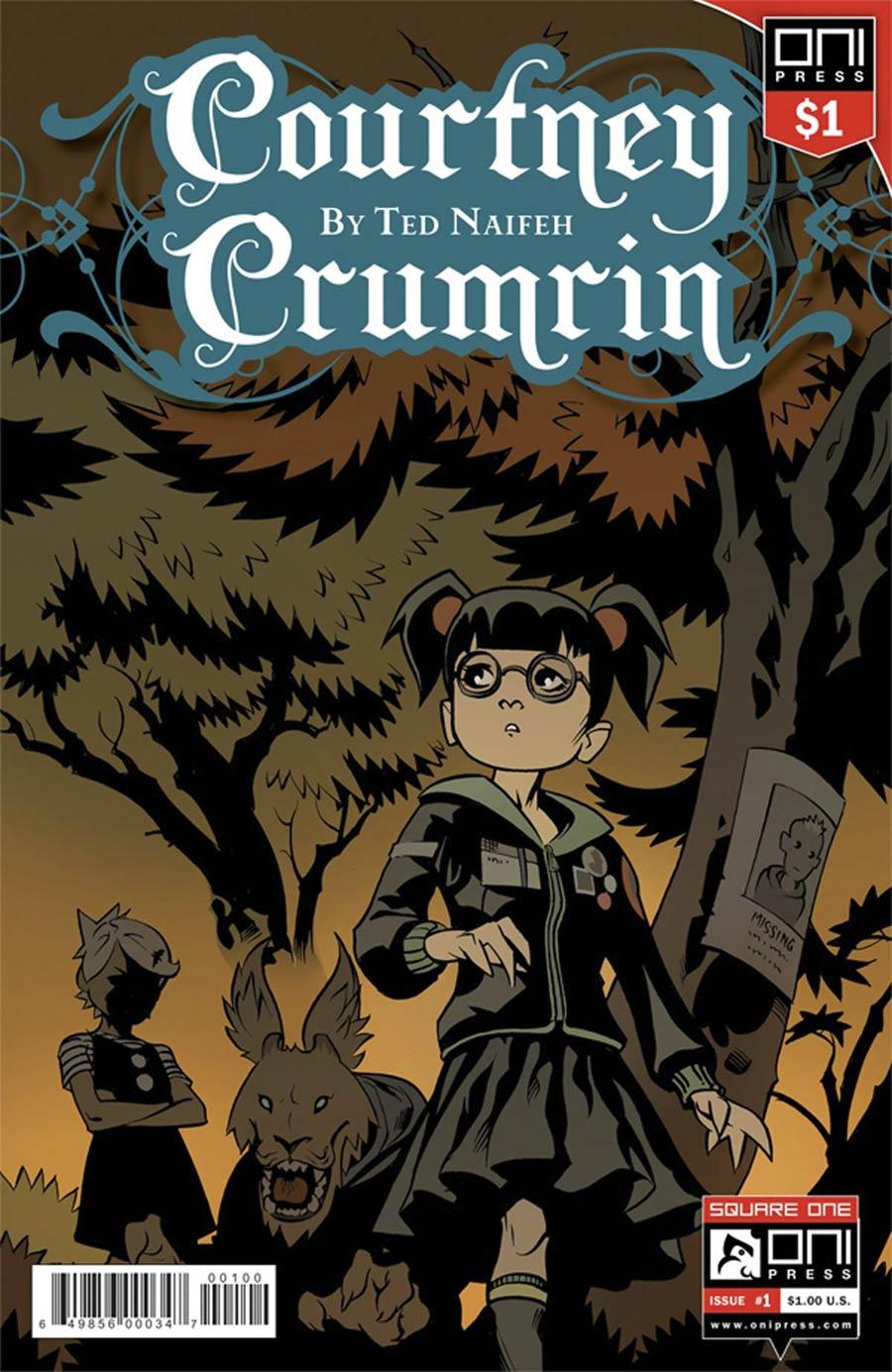 Courtney Crumrin #1 Cover B 1 Dollar Edition
