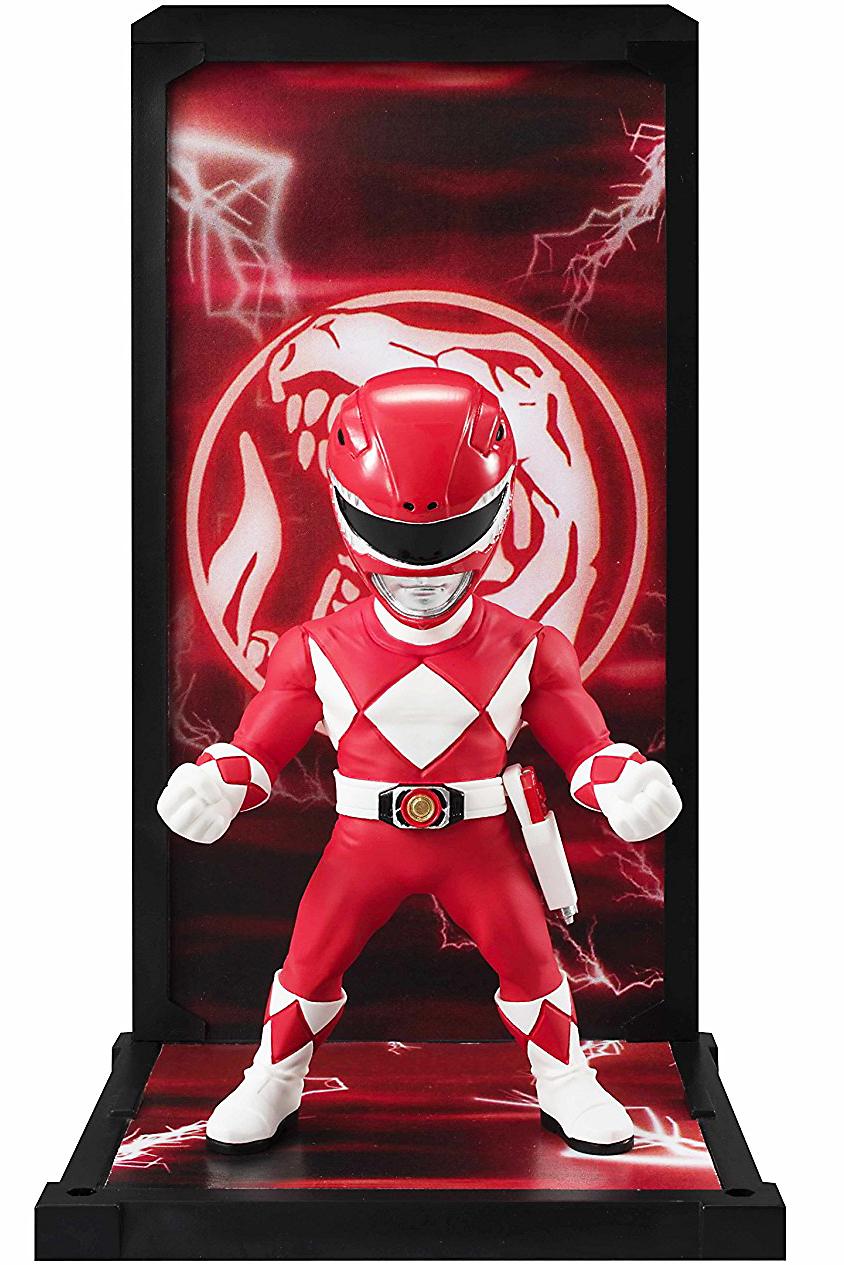 Tamashii Buddies #027 Mighty Morphin Power Rangers - Red Ranger