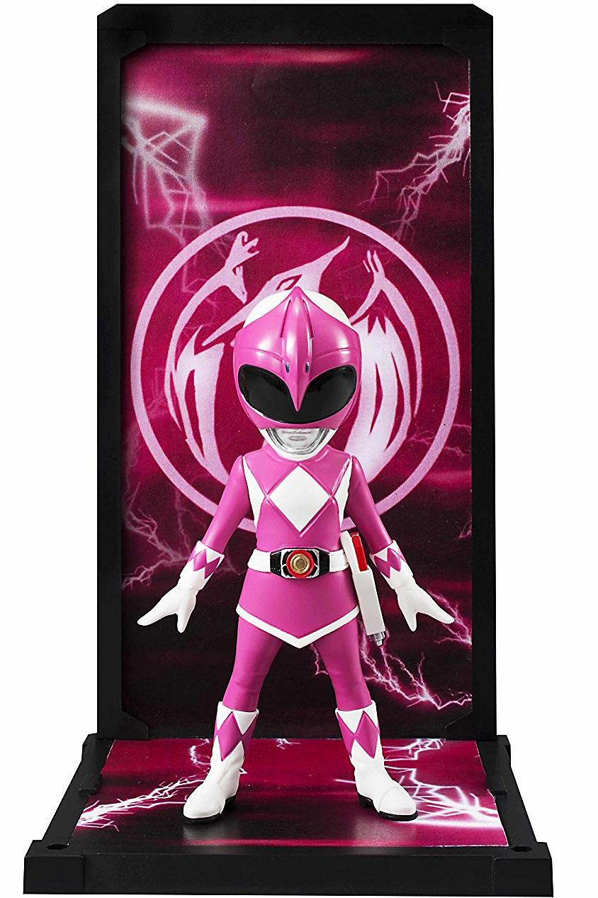 Tamashii Buddies #028 Mighty Morphin Power Rangers - Pink Ranger