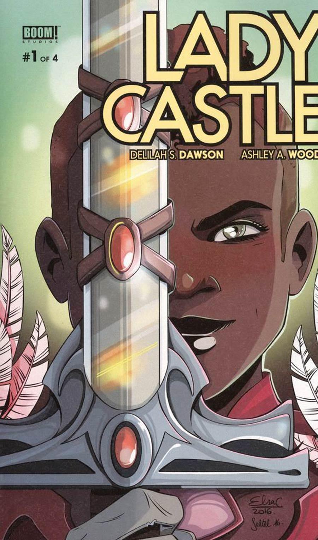 Ladycastle #1 Cover C Variant Elsa Charretier