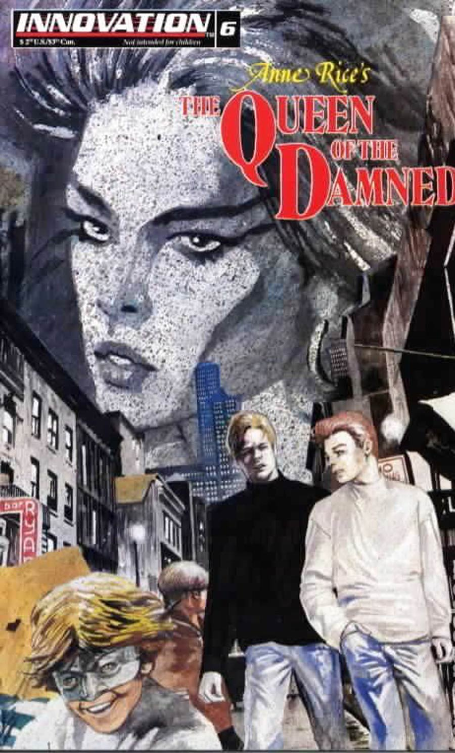 Anne Rices The Queen Of The Damned #6