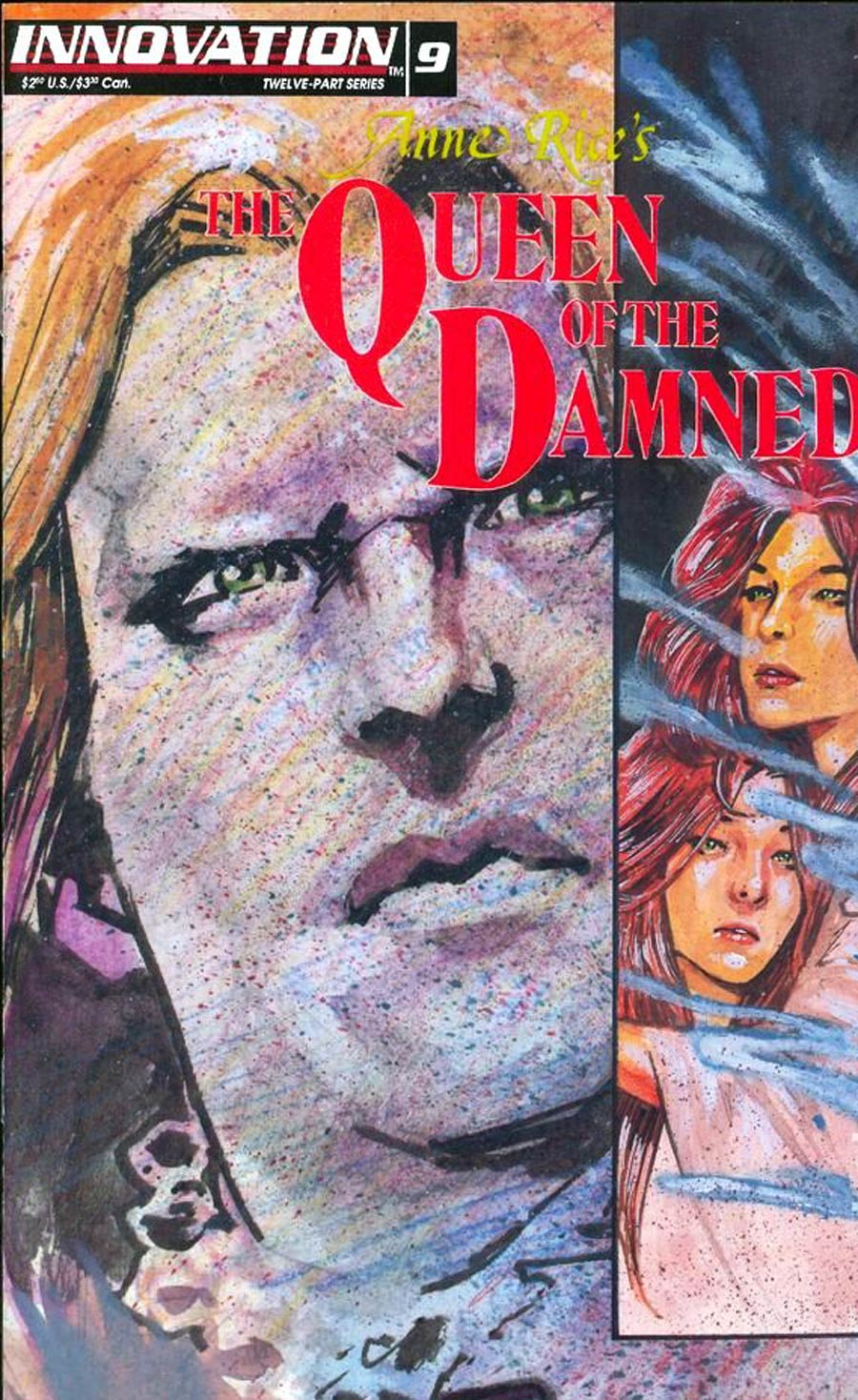 Anne Rices The Queen Of The Damned #9
