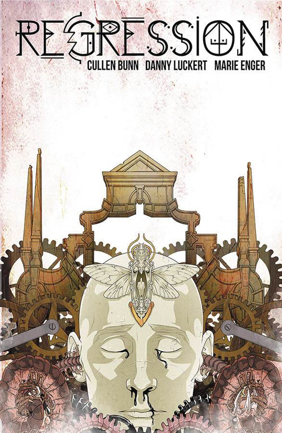 Regression #3 Cover A Regular Danny Luckert & Marie Enger Cover