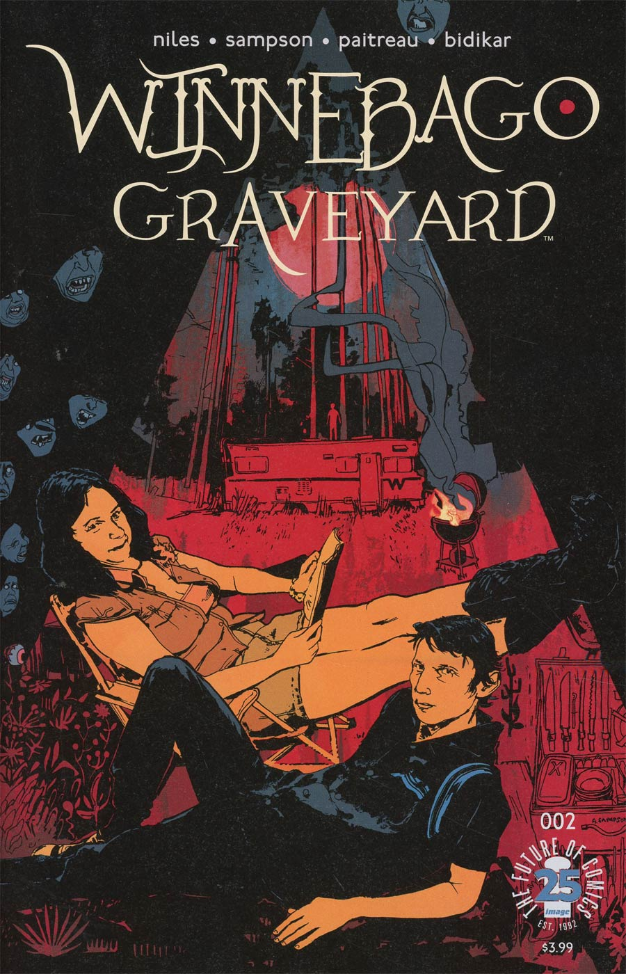 Winnebago Graveyard #2 Cover A Alison Sampson