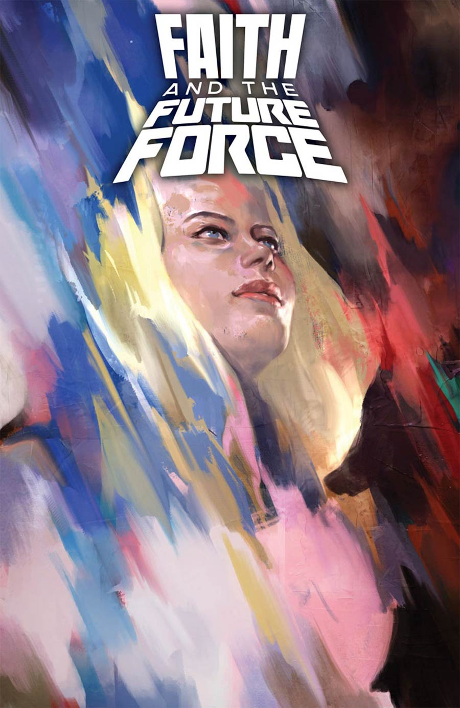Faith And The Future Force #1 Cover A 1st Ptg Regular Jelena Kevic-Djurdjevic Cover