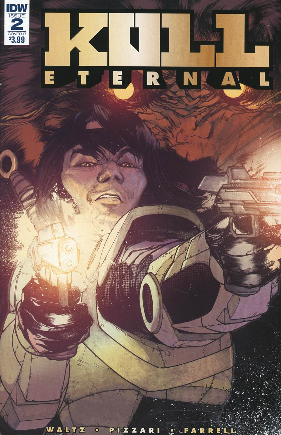 Kull Eternal #2 Cover B Variant Alex Sanchez Cover