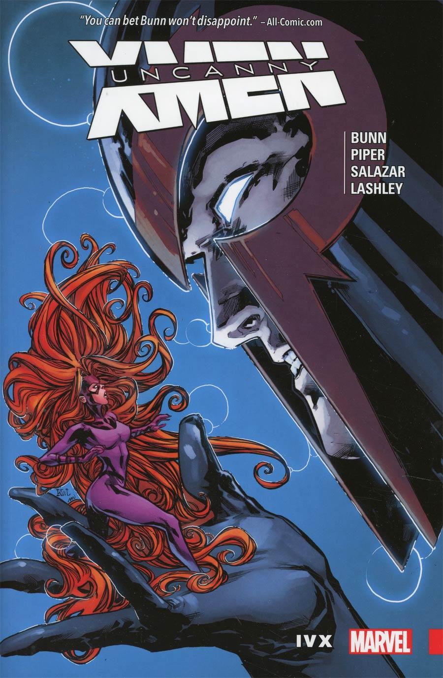 Uncanny X-Men Superior Vol 4 IvX TP