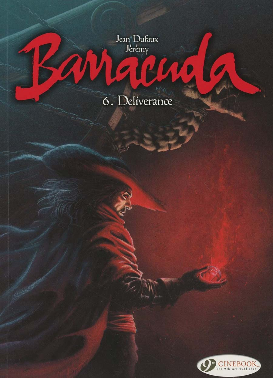 Barracuda Vol 6 Deliverance GN