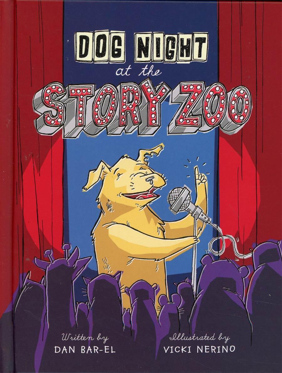 Dog Night At The Story Zoo HC
