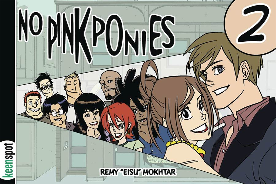 No Pink Ponies Vol 2 GN