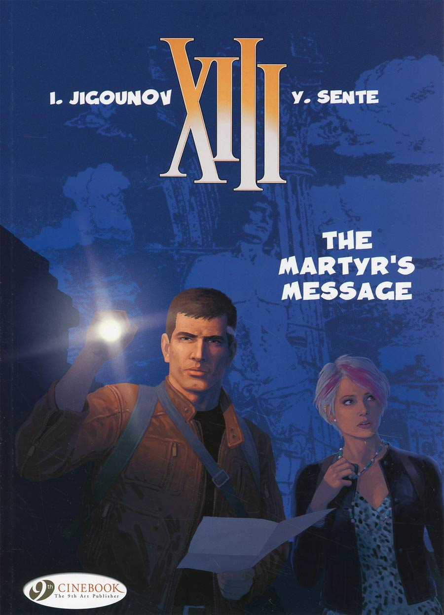 XIII Vol 22 Martyrs Message GN