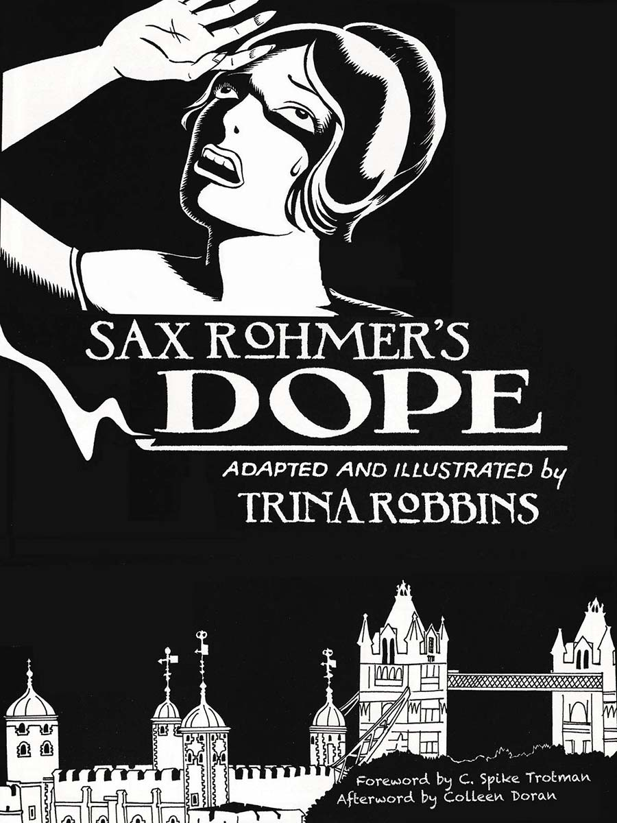 Sax Rohmers Dope HC