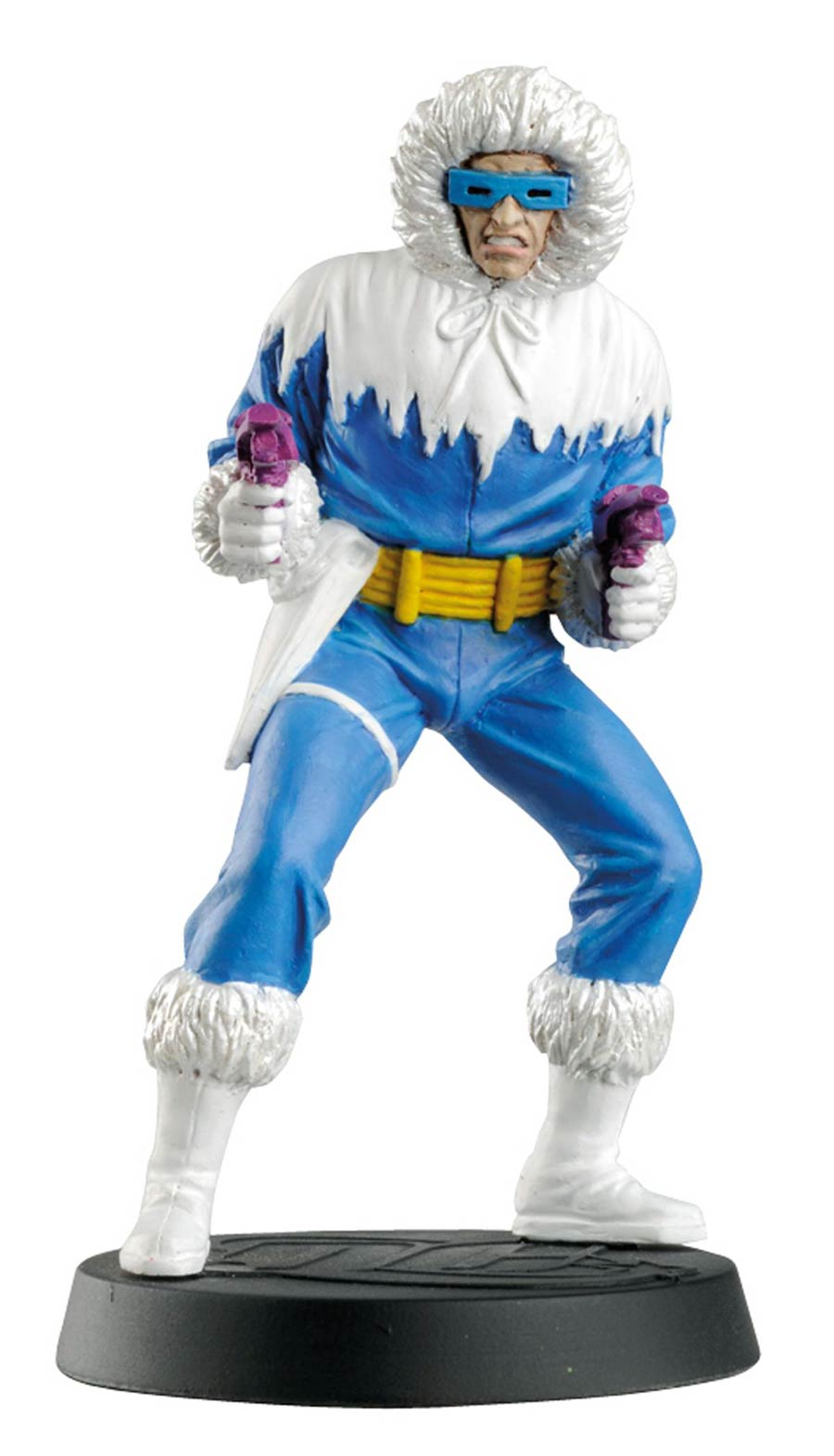 DC Superhero Best Of Figurine Collection Magazine #37 Captain Cold