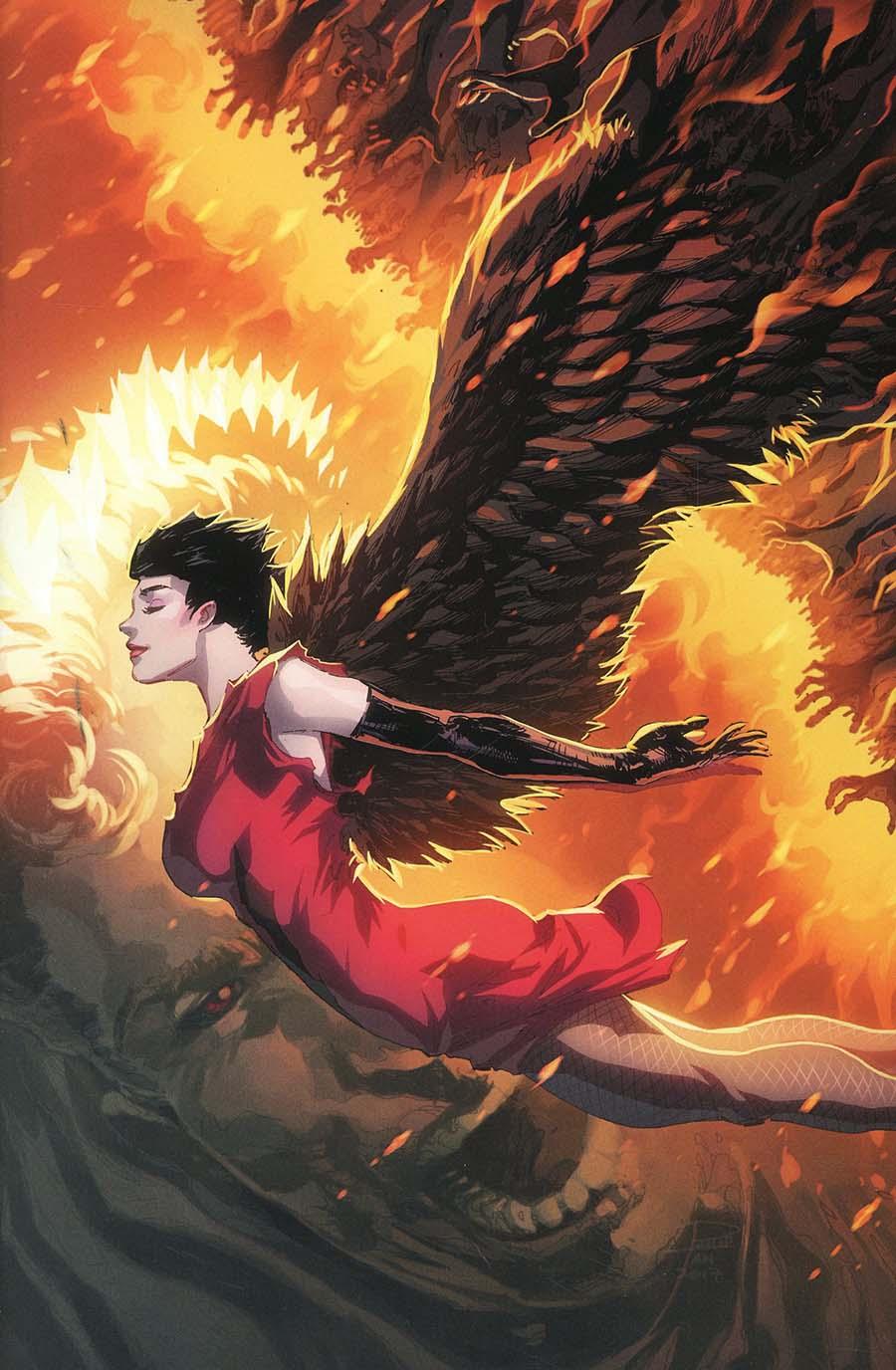 Vampirella Vol 7 #5 Cover H Incentive Philip Tan Virgin Cover