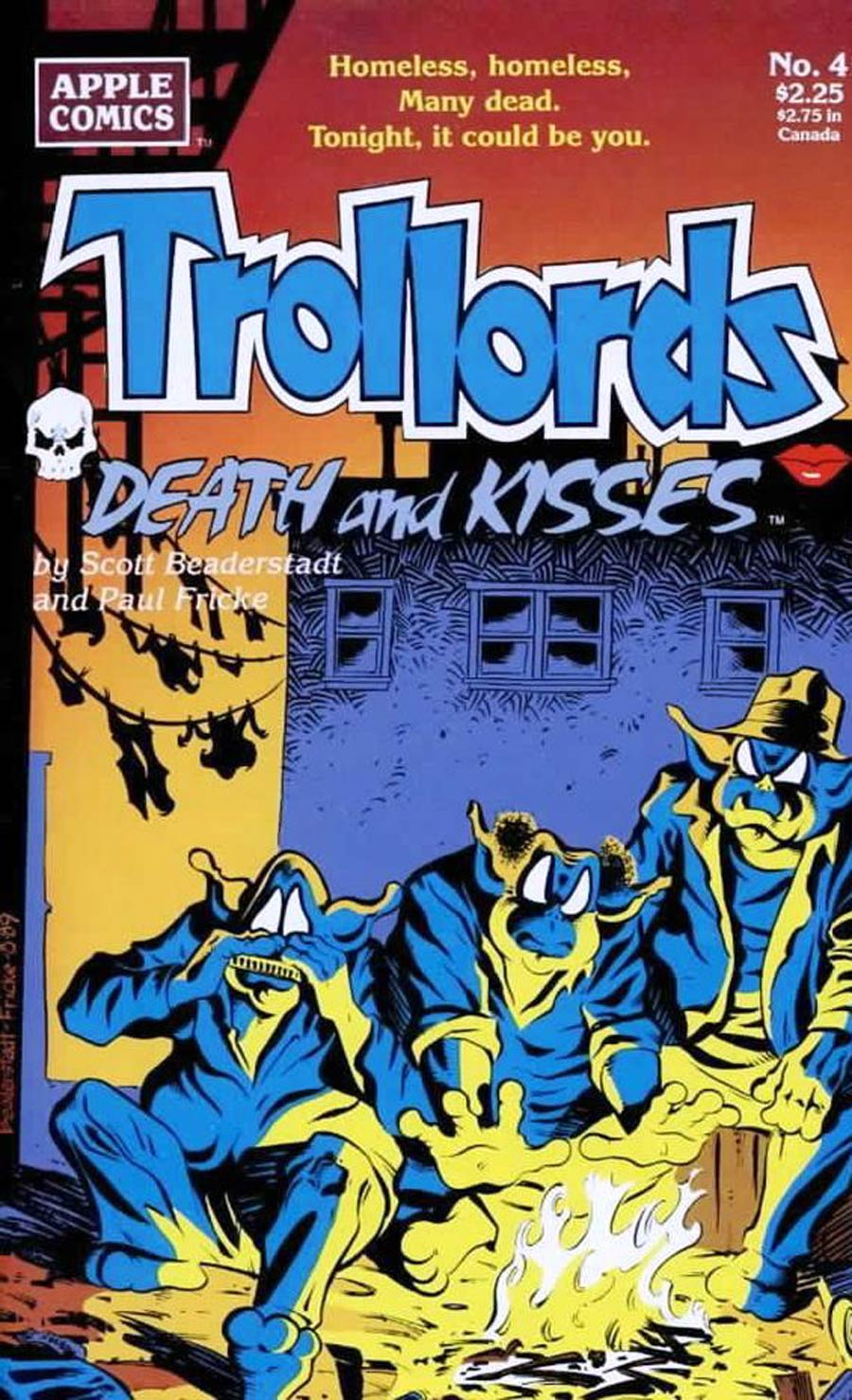 Trollords Death and Kisses #4