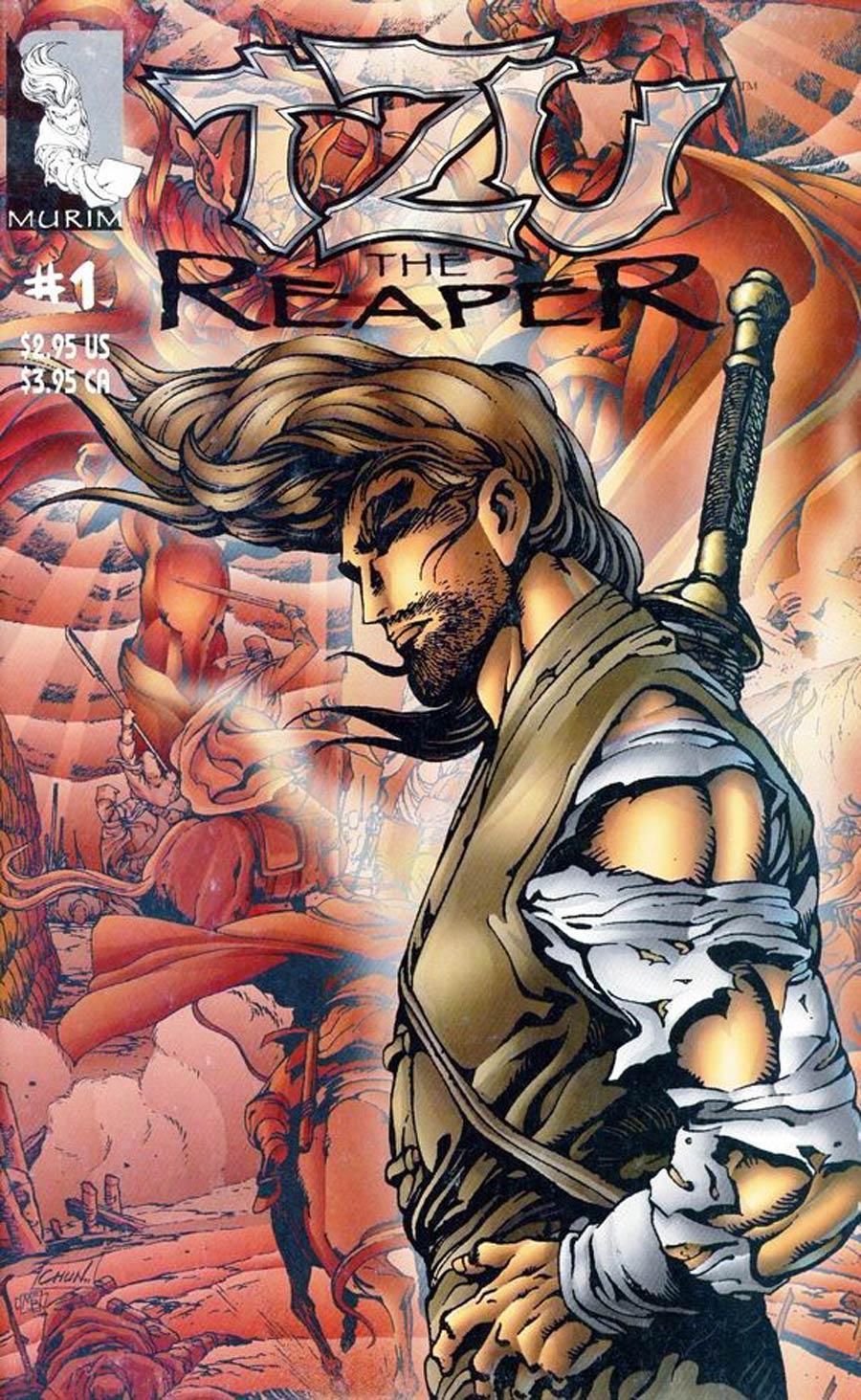 Tzu The Reaper #1