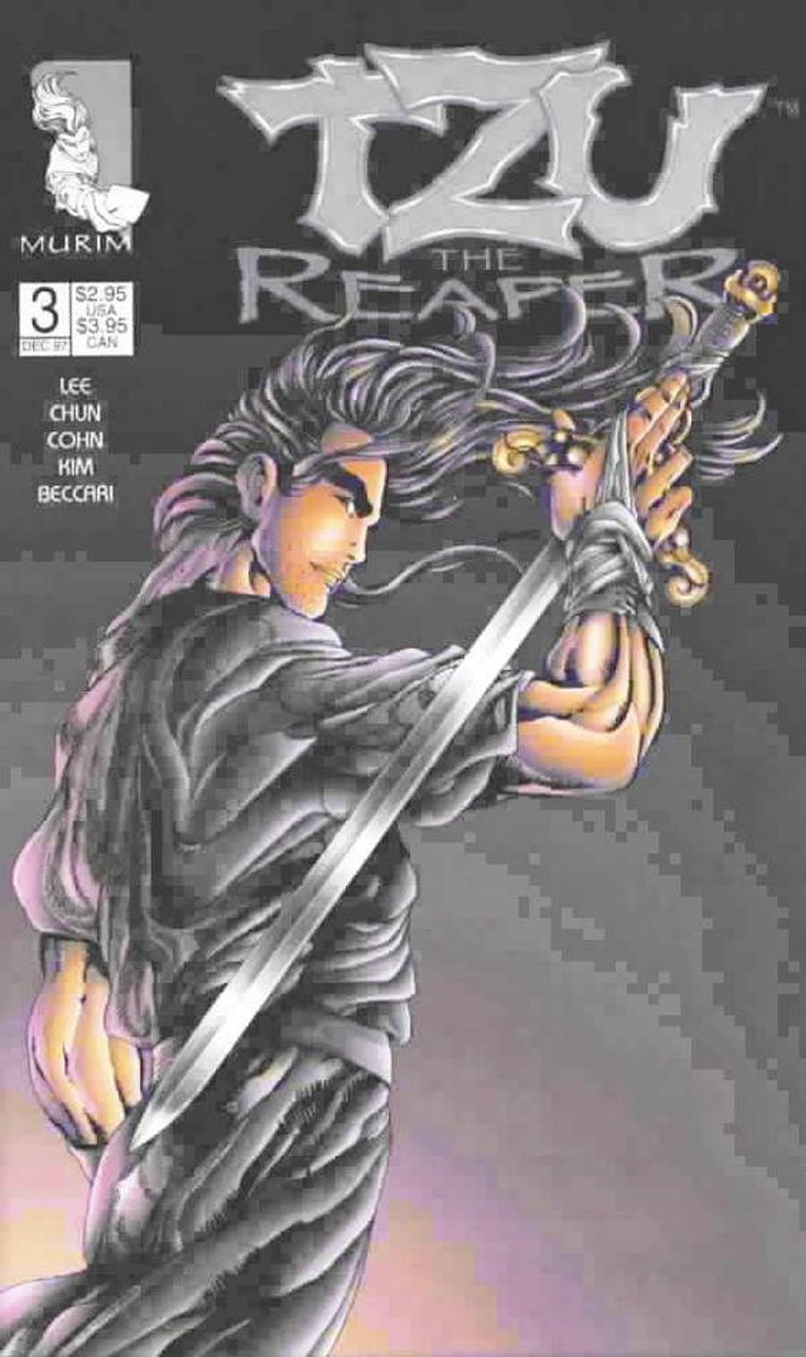 Tzu The Reaper #3