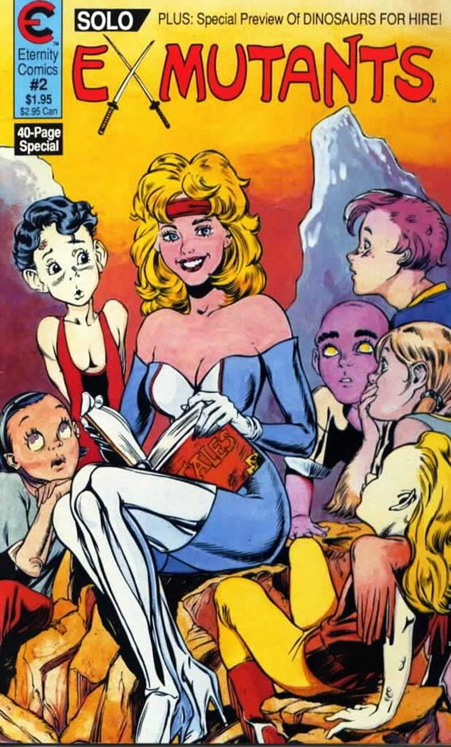 Solo Ex-Mutants #2