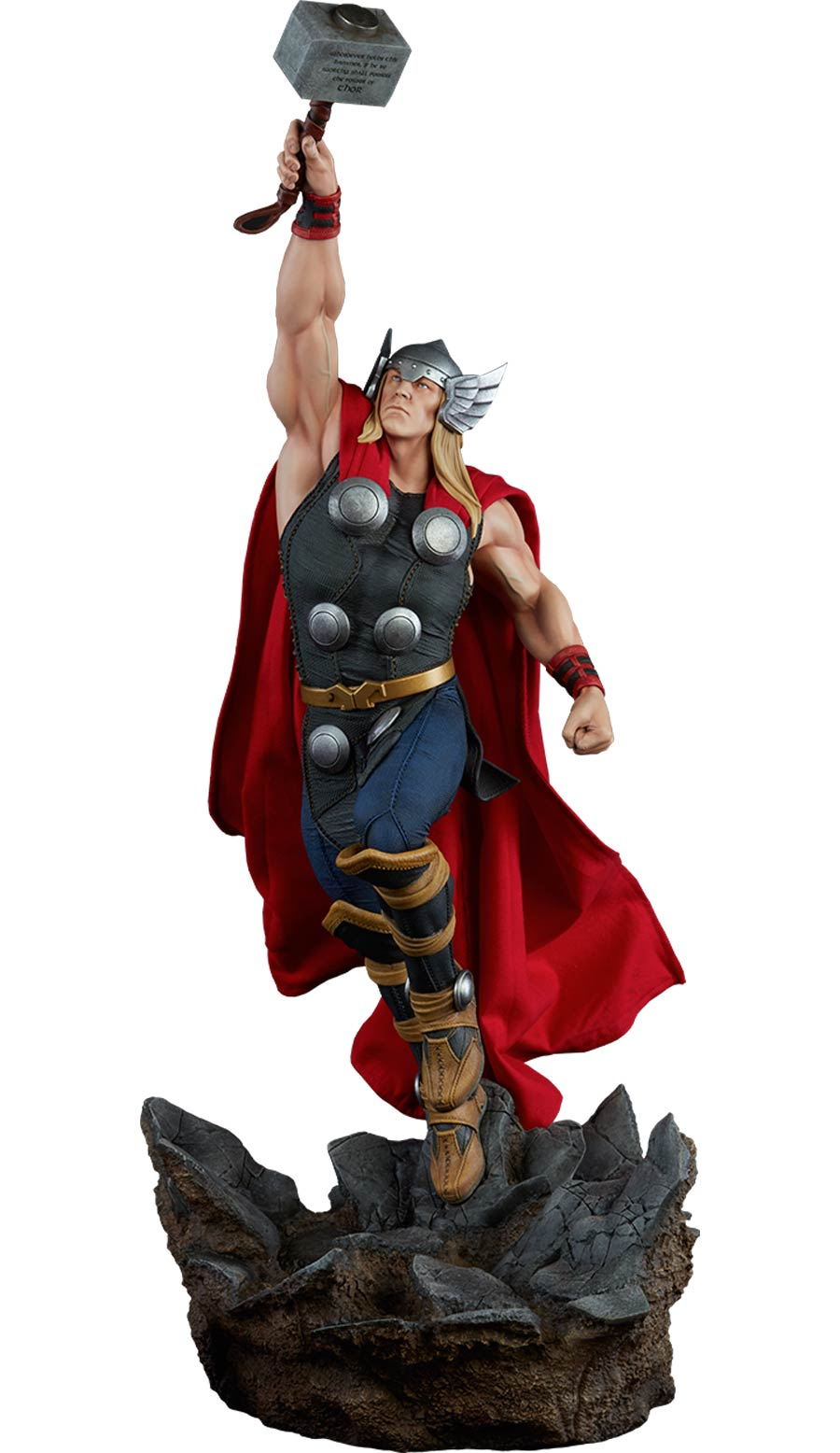 Avengers Assemble Thor 25.5-Inch Statue
