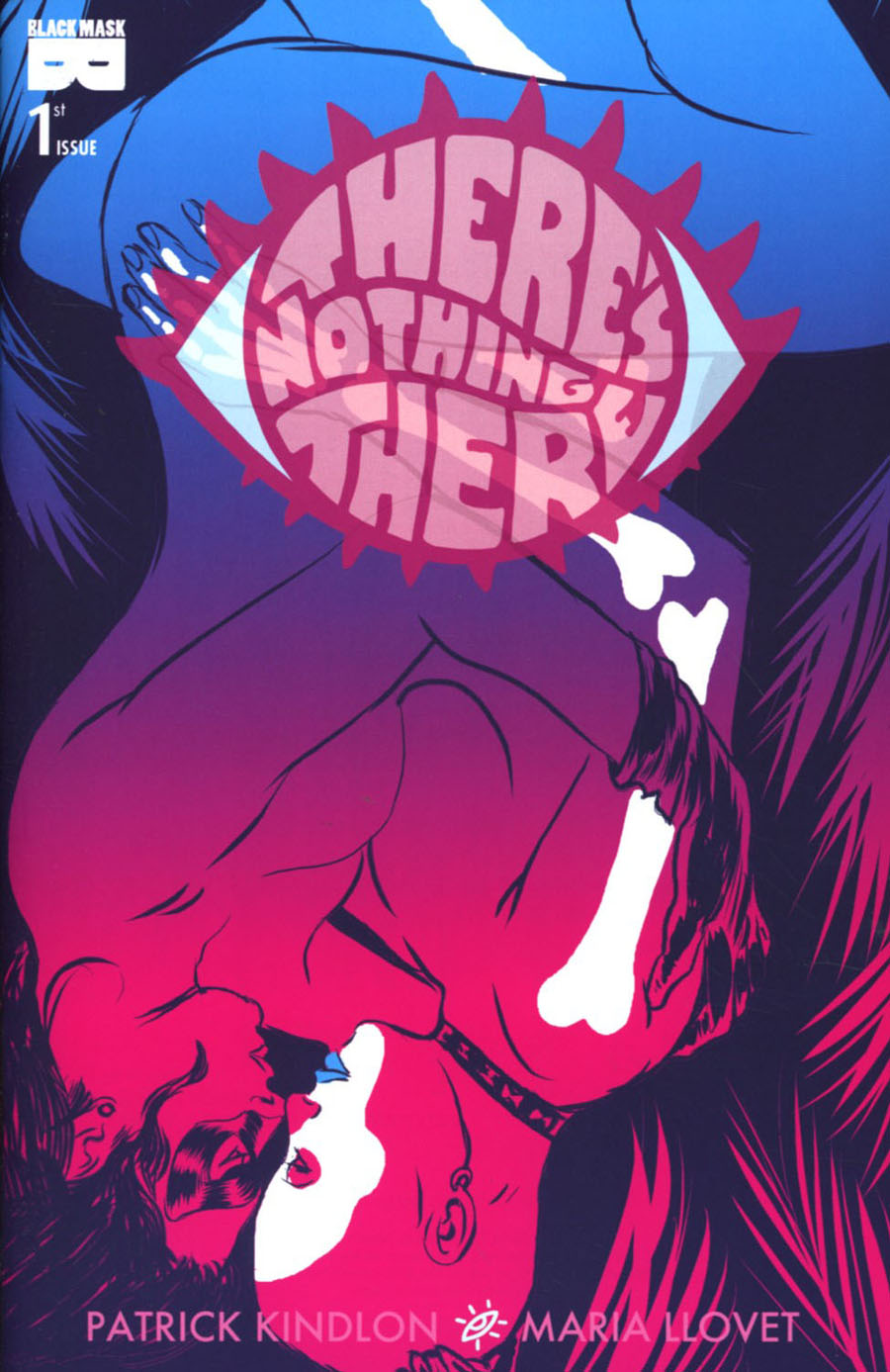 Theres Nothing There #1 Cover B Alexis Ziritt