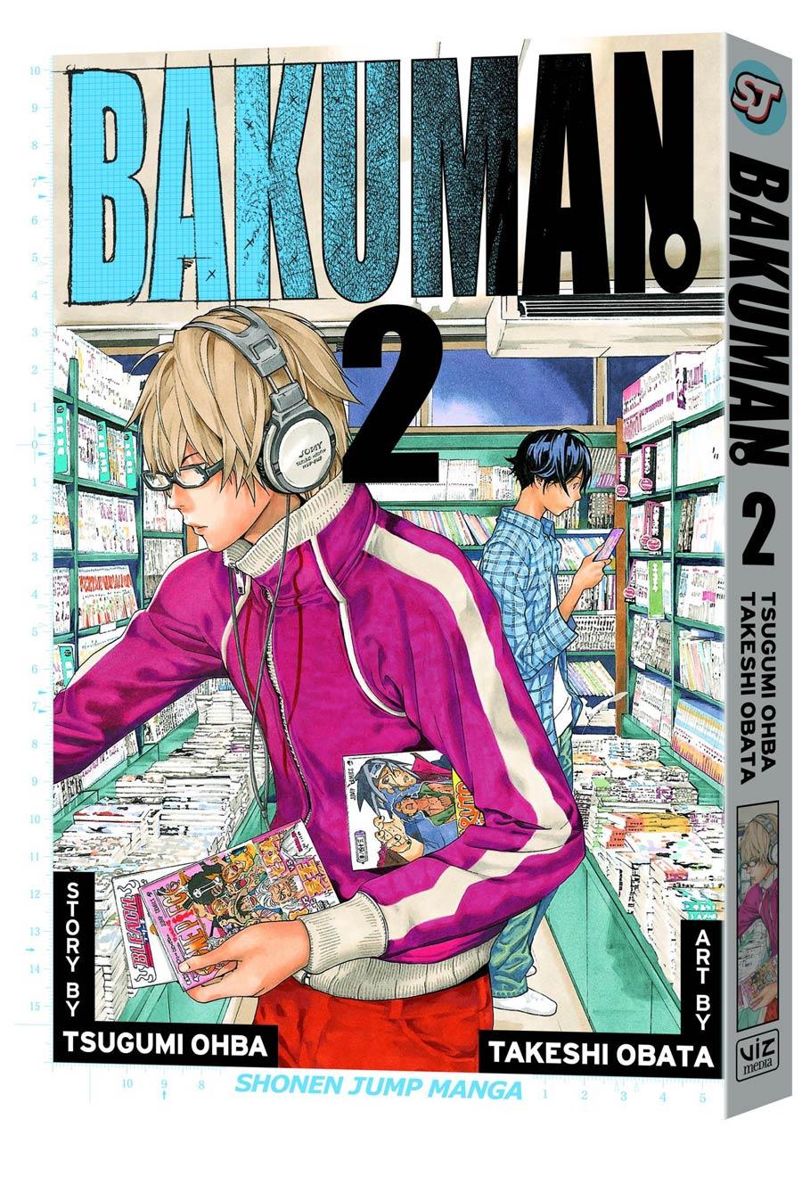 Bakuman Vol 2 TP