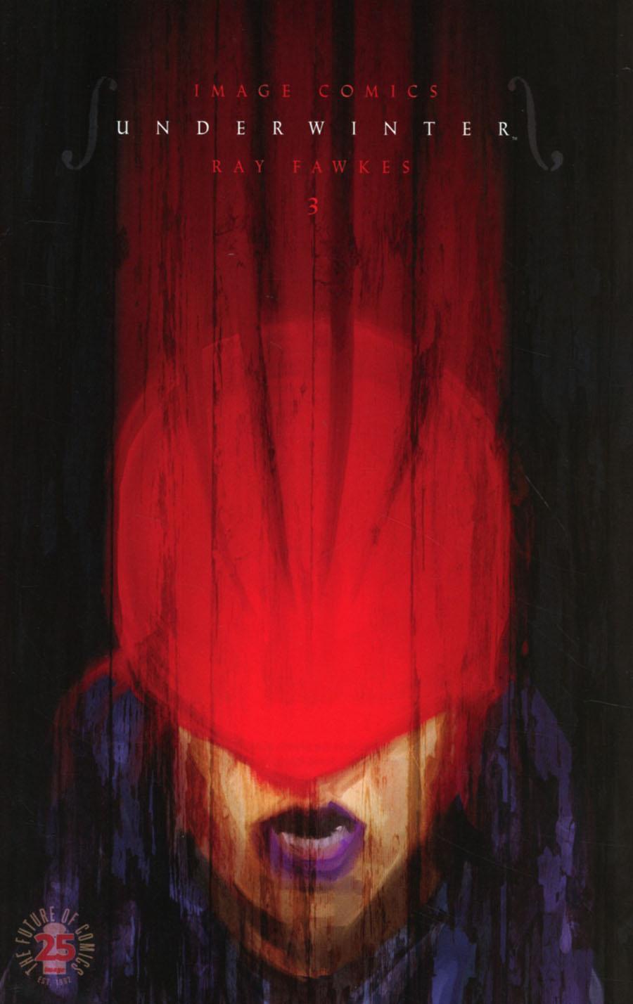 Underwinter #3 Cover B Chip Zdarsky