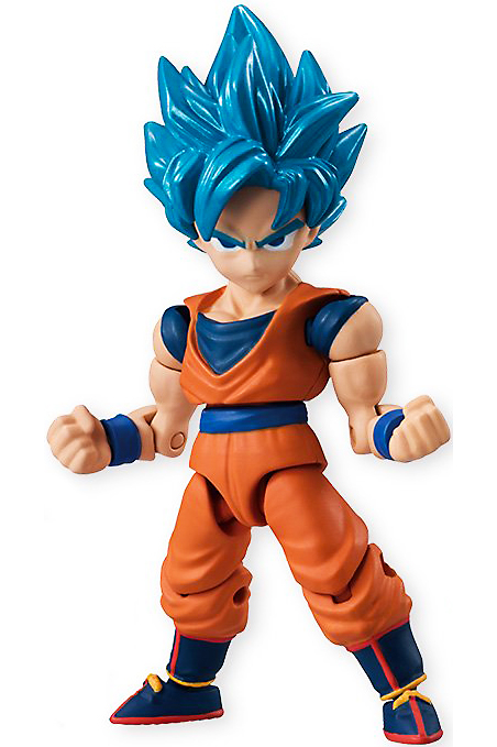 66 Action Dash Dragon Ball Super #01 Super Saiyan God Super Saiyan Son Goku Figure