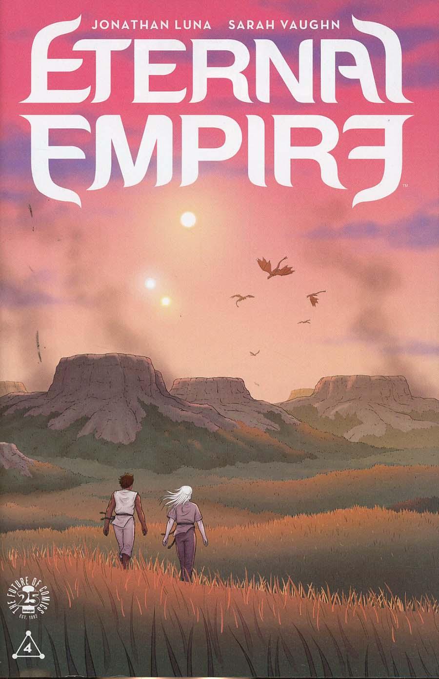 Eternal Empire #4