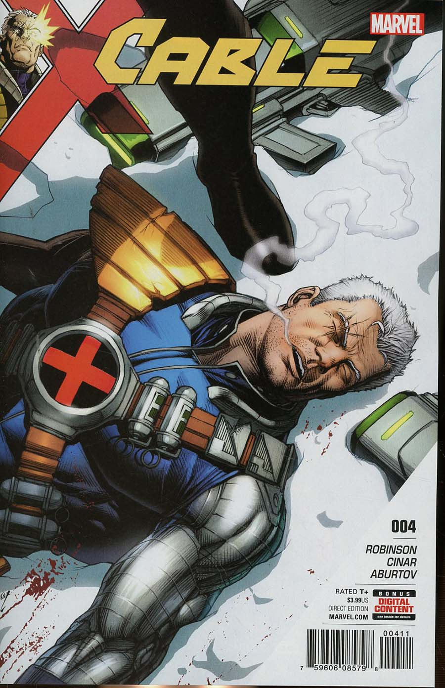 Cable Vol 3 #4