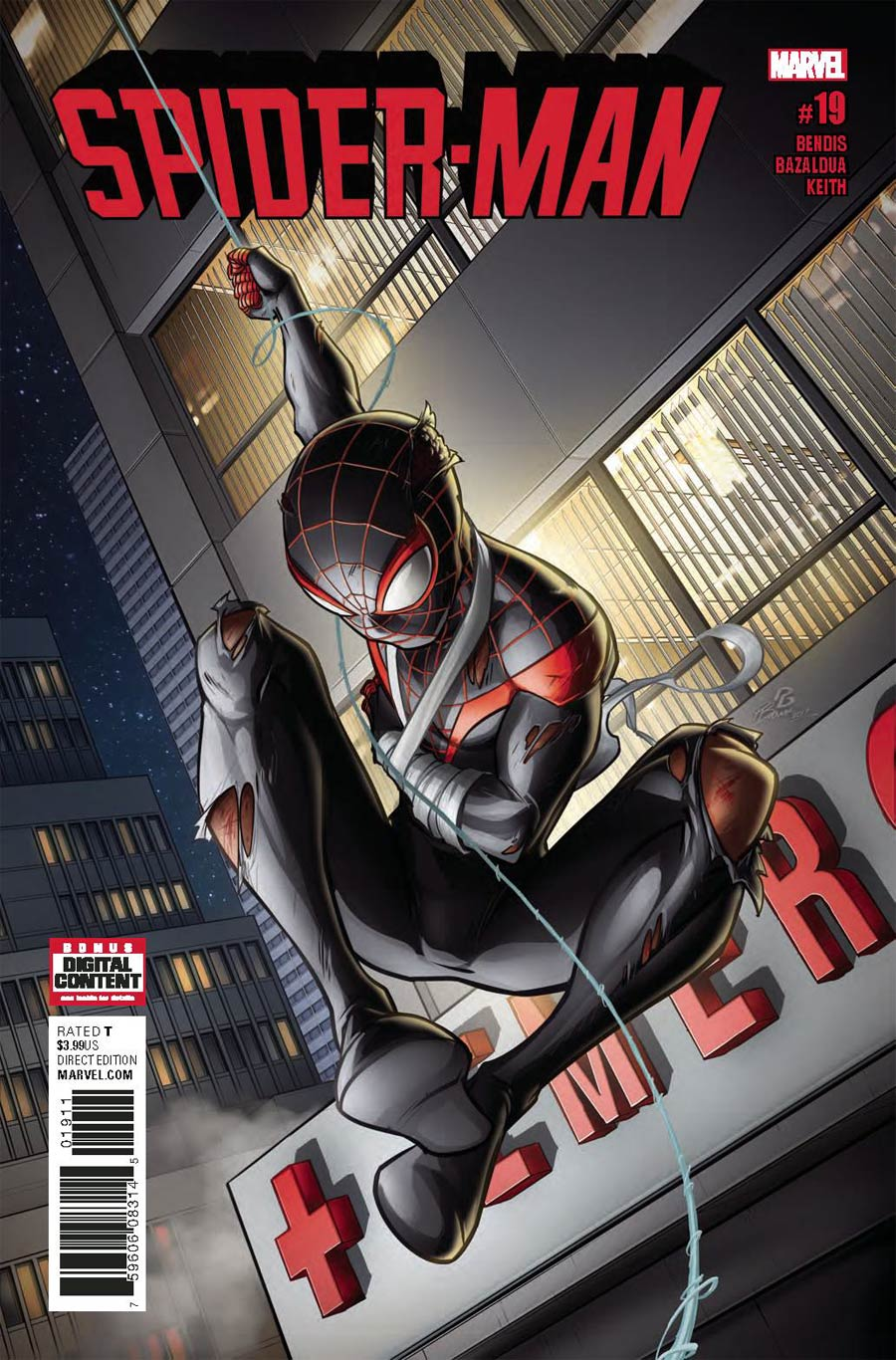 Spider-Man Vol 2 #19 Cover A Regular Patrick Brown Cover