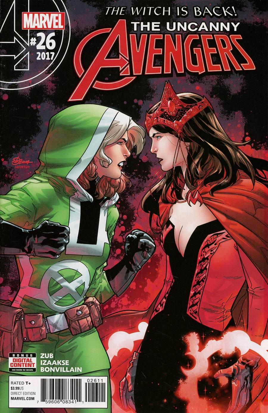 Uncanny Avengers Vol 3 #26