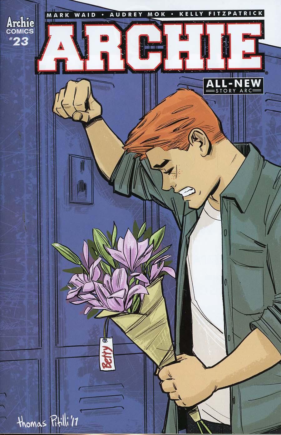 Archie Vol 2 #23 Cover A Regular Thomas Pitilli Cover