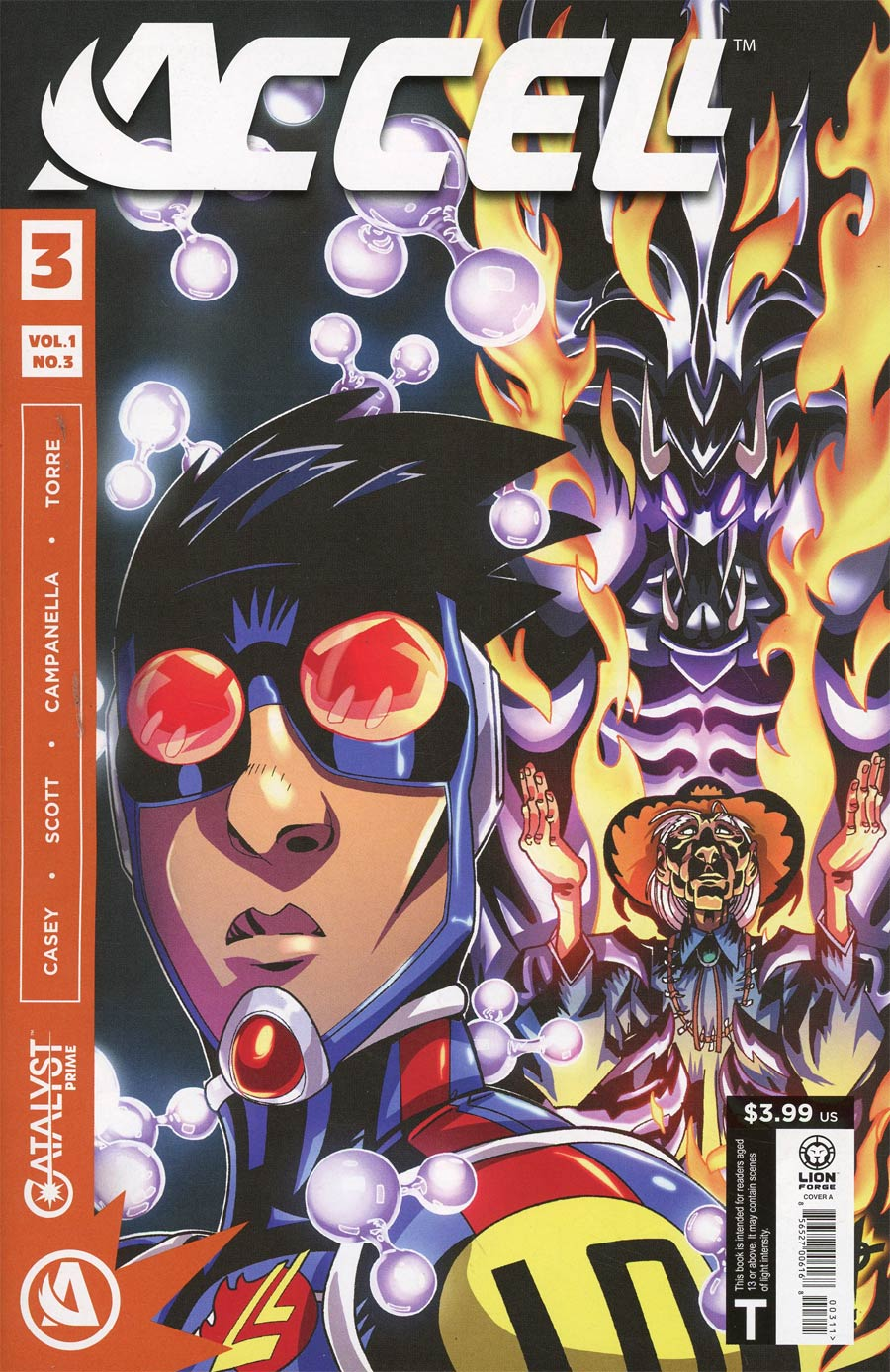 Catalyst Prime Accell #3