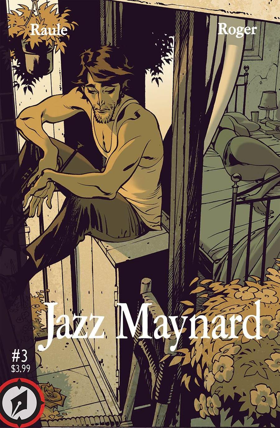 Jazz Maynard #3