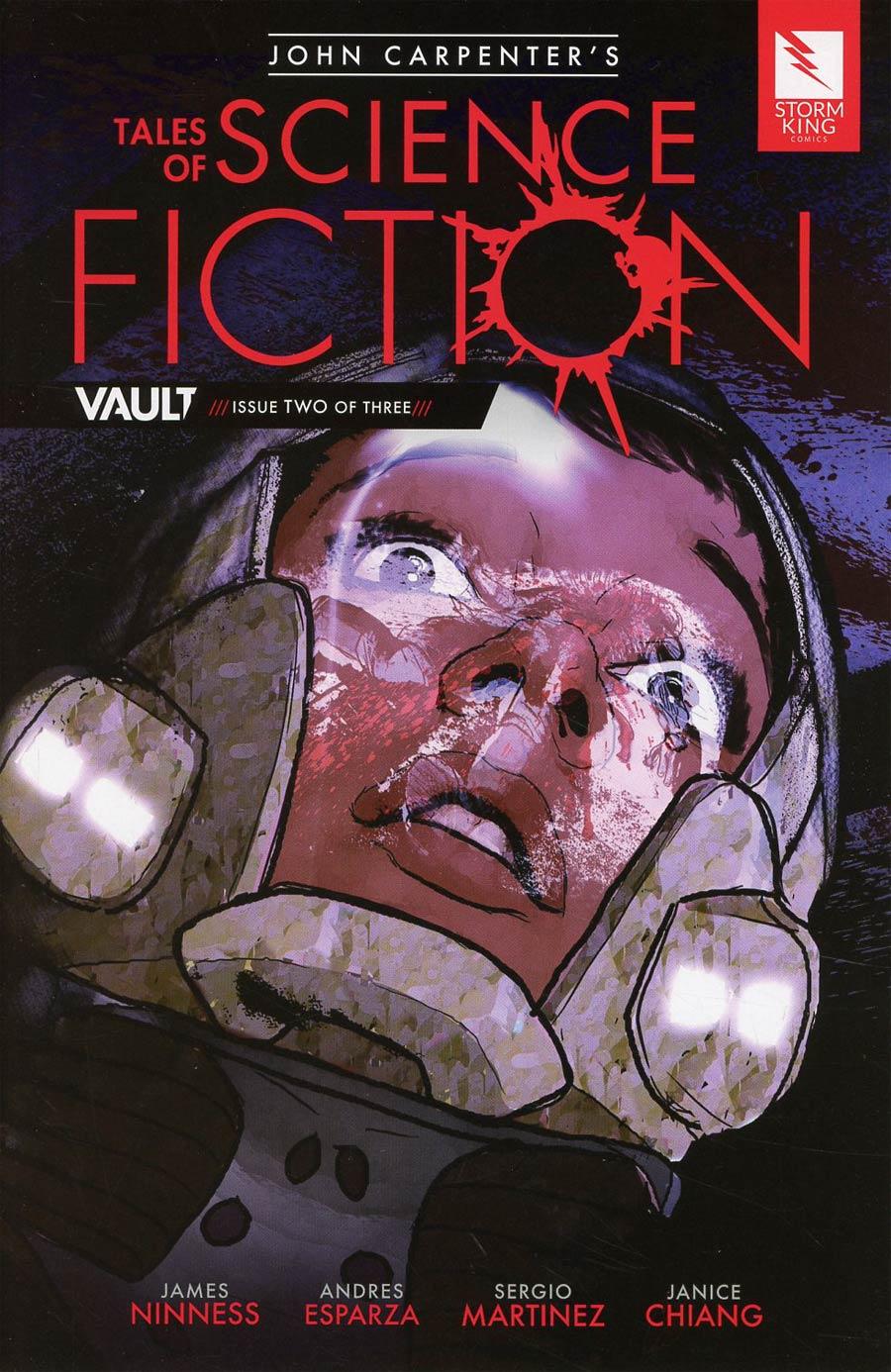 John Carpenters Tales Of Science Fiction Vault #2