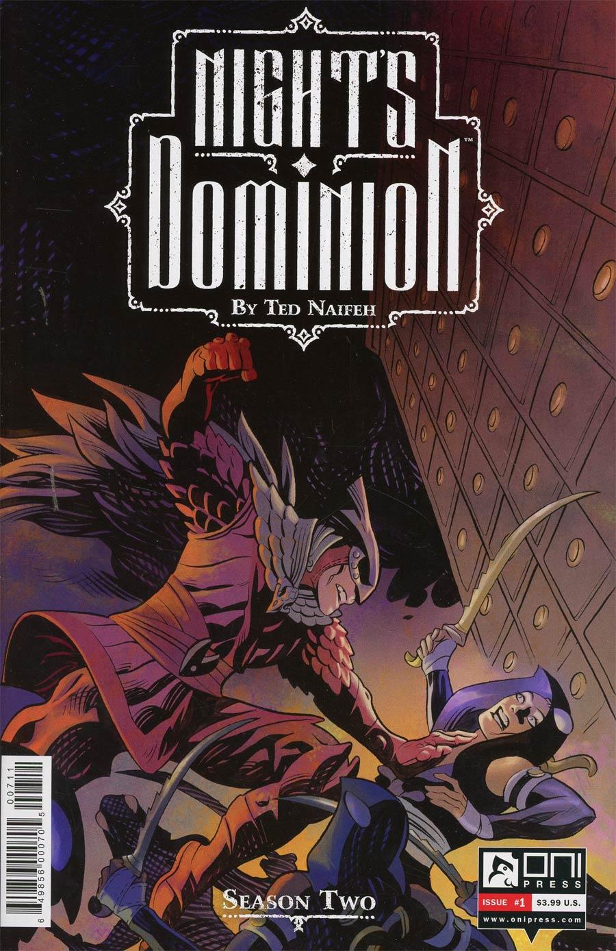 Nights Dominion Season 2 #1