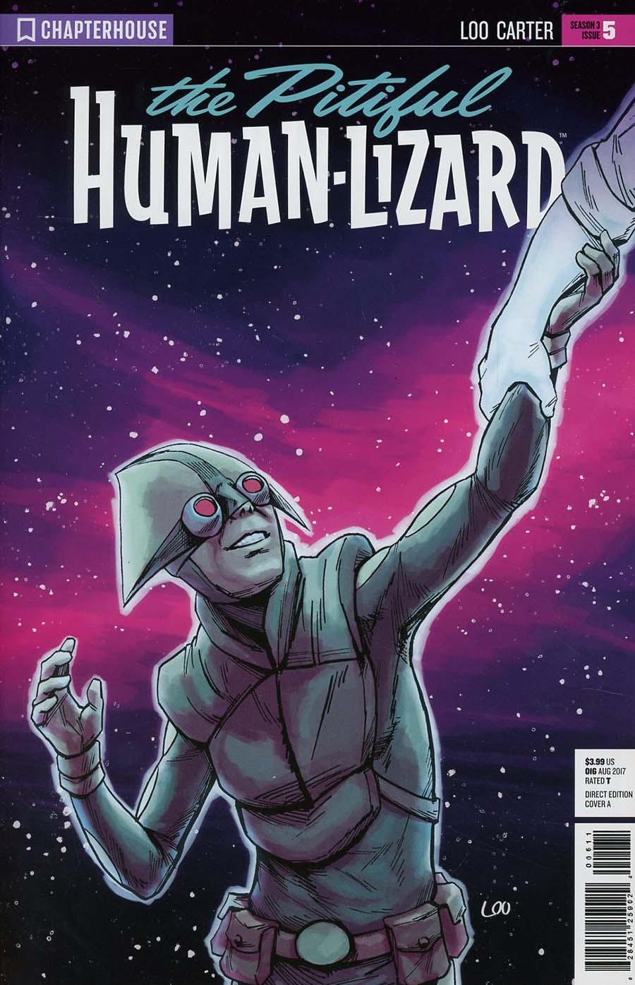 Pitiful Human-Lizard #16