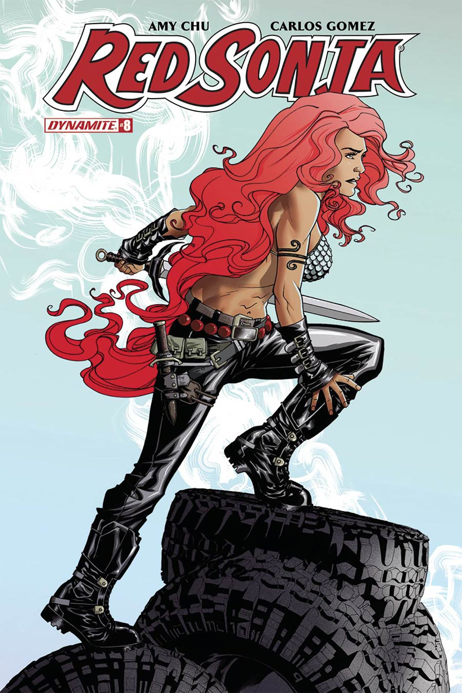 Red Sonja Vol 7 #8 Cover A Regular Mike McKone Cover