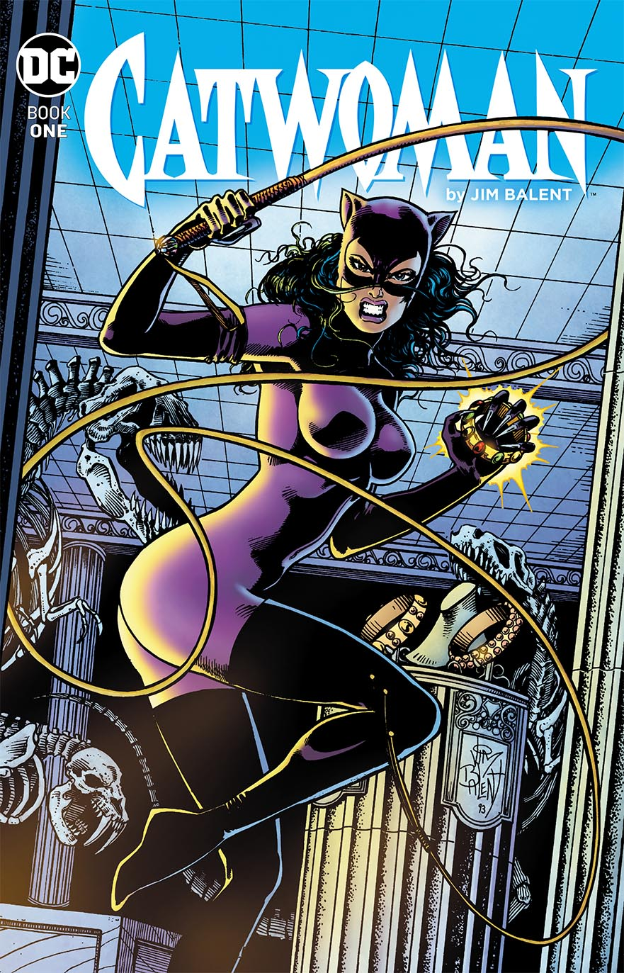 Catwoman By Jim Balent Book 1 TP