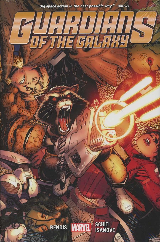 Guardians Of The Galaxy (2013) Vol 4 HC