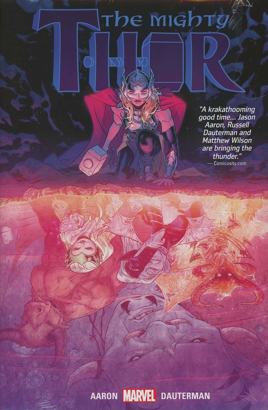 Thor By Jason Aaron & Russell Dauterman Vol 2 HC