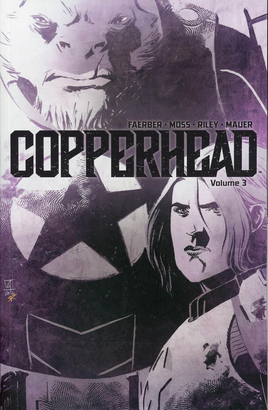 Copperhead Vol 3 TP