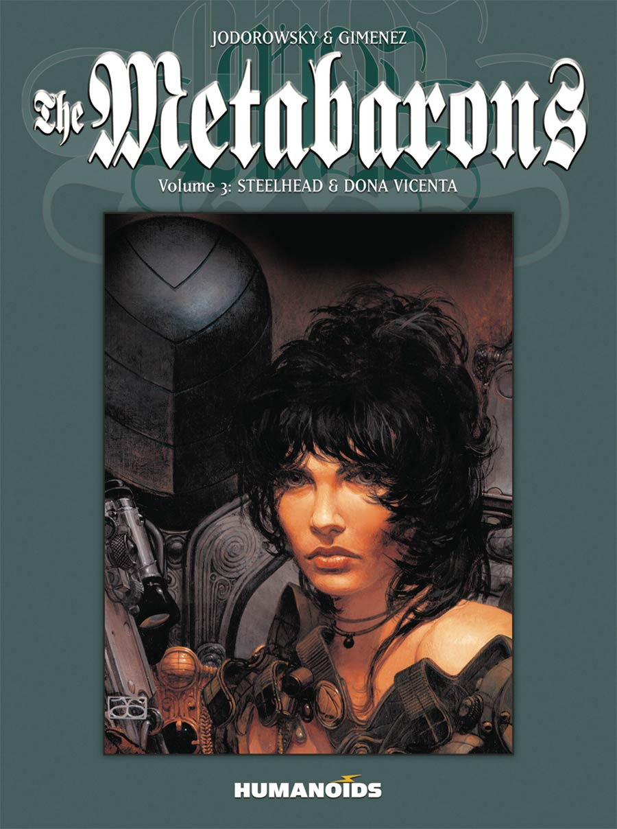 Metabarons Vol 3 Steelhead And Dona Vicenta TP New Edition