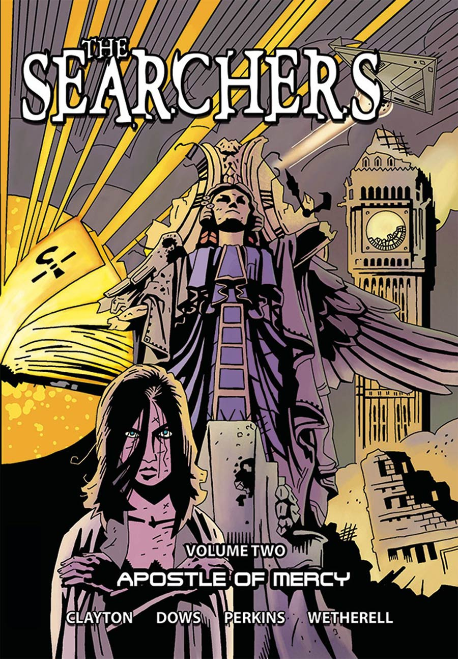 Searchers Vol 2 Apostle Of Mercy TP