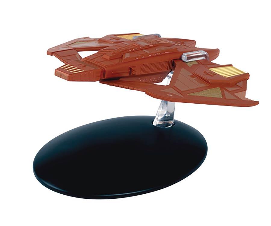 Star Trek Starships Figure Collection Magazine #103 Vidiian Ship