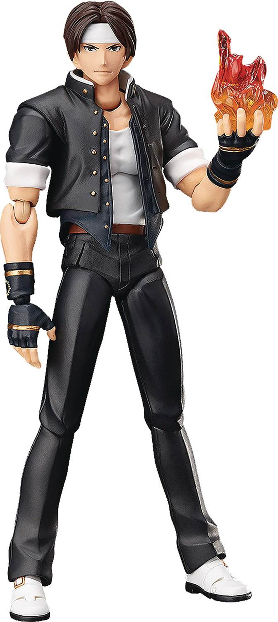 King Of Fighters 98 Ultimate Match Kyo Kusanagi Figma Action Figure