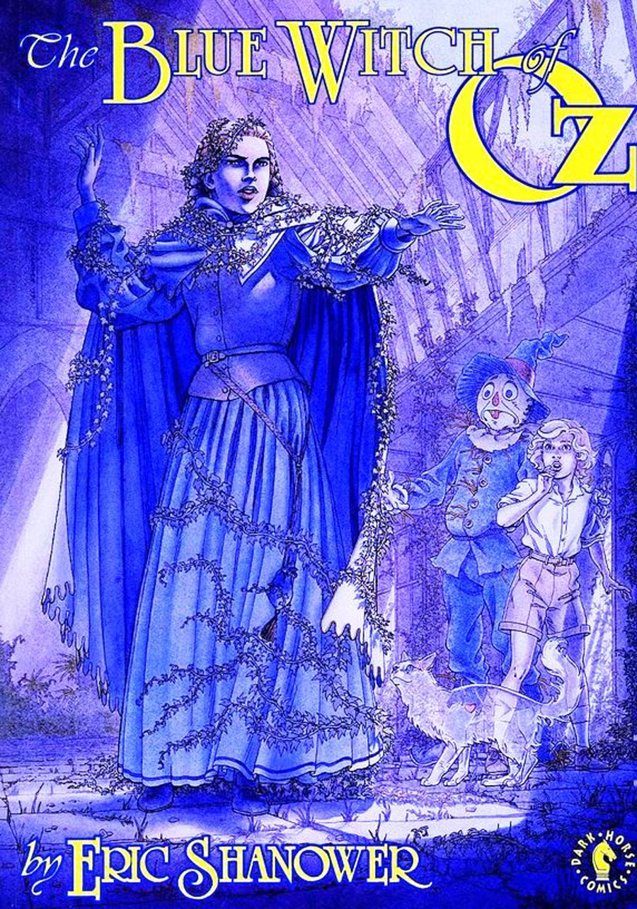 Blue Witch Of Oz
