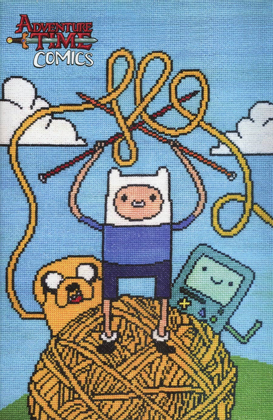 Adventure Time Comics #12 Cover C Incentive Renato Faccinni Virgin Variant Cover