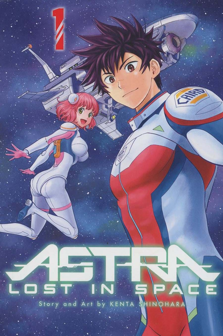 Astra Lost In Space Vol 1 GN
