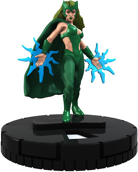 Marvel HeroClix Early X-Men # M16-005 Polaris Mini Figure With Card